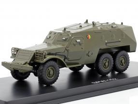 SPW-152 NVA Military vehicle dark olive 1:43 Premium ClassiXXs