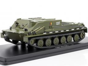 SPW-50 NVA tank dark olive 1:43 Premium ClassiXXs