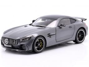 Mercedes-Benz AMG GT R Coupé (C190) selenite grey 1:18 Norev