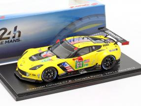 Chevrolet Corvette C7.R #64 24h LeMans 2019 Corvette Racing 1:43 Spark