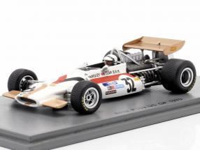 Peter Westbury BRM P153 #32 US GP formula 1 1970 1:43 Spark