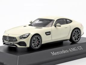Mercedes-Benz AMG GT Coupe (C190) designo diamond white bright 1:43 Norev