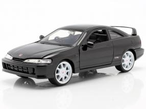 Honda Integra Type R year 1995 black 1:24 Jada Toys