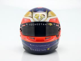 Jean-Eric Vergne DS Techeetah #25 formula E 2019 helmet 1:2 Bell