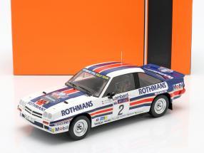 Opel Manta 400 #2 RAC Rally 1983 Toivonen, Gallagher