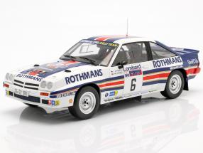 Opel Manta 400 #6 RAC Rally 1983 Vatanen, Harryman