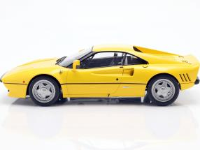 Ferrari 288 GTO year 1984 yellow