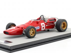 Chris Amon Ferrari 312/67 #8 3rd German GP formula 1 1967 1:18 Tecnomodel