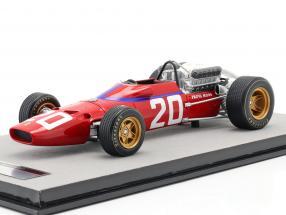 Chris Amon Ferrari 312/67 #20 3rd Monaco GP formula 1 1967 1:18 Tecnomodel