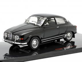 Saab 96 V4 year 1969 black