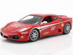 Ferrari F430 Challenge #14 year 2005 red
