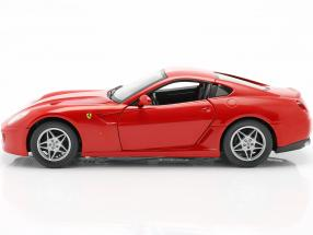 Ferrari 599 GTB Fiorano year 2006 red
