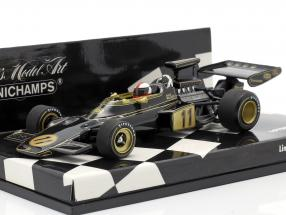 Dave Walker Lotus 72 #11 USA GP formula 1 1972 1:43 Minichamps