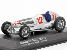 R. Caracciola Mercedes-Benz W125 #12 Winner German GP European Championship 1937 1:43 Minichamps