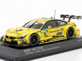 BMW M4 DTM (F82) #16 DTM 2015 Timo Glock 1:43 Minichamps