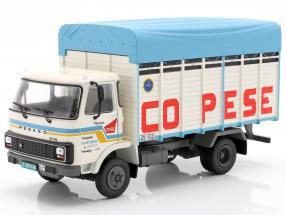 Pegaso 515 Truck year 1983 white / blue