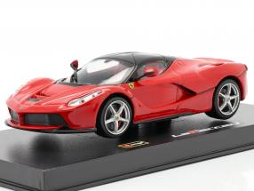 Ferrari LaFerrari red / black 1:43 Bburago Signature