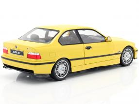 BMW M3 Coupe (E36) year 1994 Dakar yellow