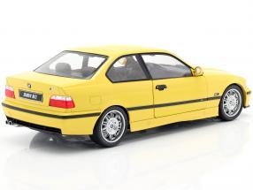 BMW M3 Coupe (E36) year 1994 Dakar yellow