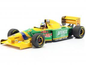 Michael Schumacher Benetton B193B #5 Monaco GP formula 1 1993 1:18 Minichamps