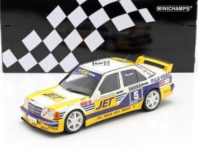 Mercedes-Benz 190E 2.5-16 Evo 1 #5 DTM 1989 Manuel Reuter 1:18 Minichamps