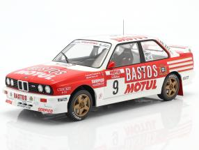 BMW M3 (E30) #9 4th Rallye Tour de Corse 1988 Chatriot, Perin 1:18 Ixo