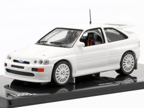 Ford Escort RS Cosworth 1994 Rallye Specs Plain Body Version white 1:43 Ixo