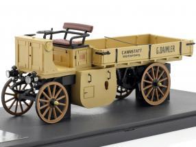 Daimler Motor truck year 1898 beige 1:43 Neo