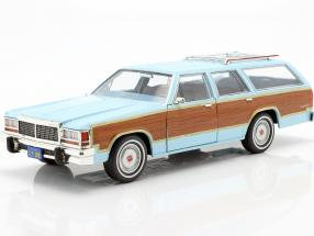 Ford LTD Country Squire 1979 TV series Charlies Angels (1976-81) 1:18 Greenlight