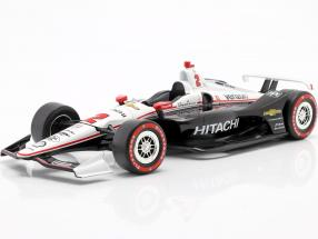 Josef Newgarden Chevrolet #2 champion Indycar Series 2019 1:18 Greenlight