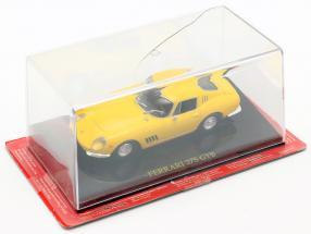 Ferrari 275 GTB yellow With Showcase 1:43 Altaya / 2nd choice