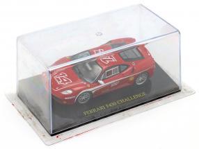 Ferrari F430 Challenge #14 red With Showcase 1:43 Altaya / 2nd choice