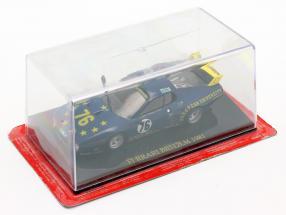 Ferrari BB 512 LM #76 24 hours LeMans 1981 Xhenceval, Dieudonné, Regout With Showcase 1:43 Altaya / 2nd choice