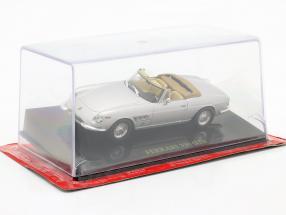 Ferrari 330 GTS silver With Showcase 1:43 Altaya / 2nd choice