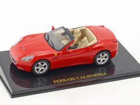 Ferrari California red With Showcase 1:43 Altaya / 2nd choice