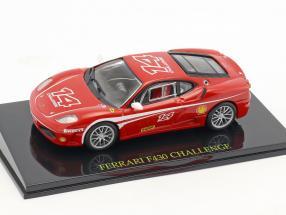 Ferrari F430 Challenge #14 red With Showcase 1:43 Altaya / 2. choice