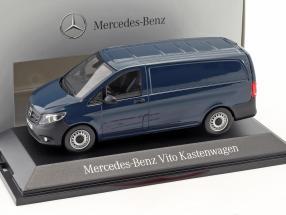 Mercedes-Benz Vito Panel van navy blue 1:43 Norev MB / 2. choice