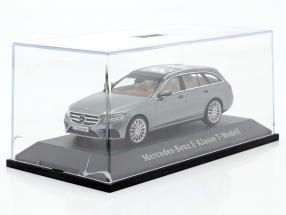 Mercedes-Benz E class Estate S213 AMG line selentin Gray 1:43 Kyosho MB / 2. choice