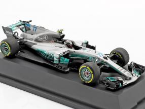 Valtteri Bottas Mercedes F1 W08 EQ Power  #77 Formel 1 2017 1:43 Minichamps / 2. choice