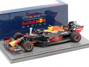 Max Verstappen Red Bull Racing RB15 #33 Winner Brazilian GP F1 2019 1:43 Spark