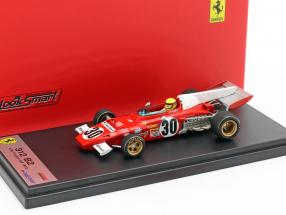 Nanni Galli Ferrari 312B2 #30 French GP formula 1 1972 1:43 LookSmart