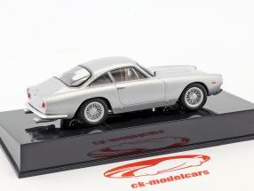Ferrari 250 GT Berlinetta Lusso silver With Showcase 1:43 Altaya / 2nd choice