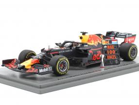 Max Verstappen Red Bull Racing RB15 #33 3rd USA GP F1 2019 1:43 Spark