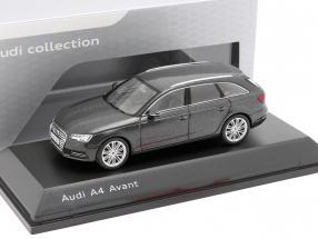 Audi A4 Avant daytona gray 1:43 Spark