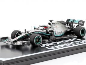 L. Hamilton Mercedes-AMG F1 W10 #44 USA GP World Champion F1 2019 1:43 Spark