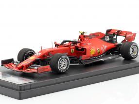 Charles Leclerc Ferrari SF90 #16 Winner Italian GP formula 1 2019 1:43 LookSmart