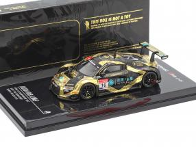 Audi R8 LMS #16 China GT Championship 2017 Moh, Lo 1:64 Tarmac Works