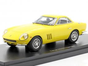 Ferrari 410 GTC Speciale year 1987 yellow 1:43 AutoCult