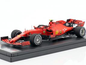 Charles Leclerc Ferrari SF90 #16 2nd Singapore GP formula 1 2019 1:43 LookSmart