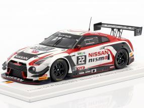Nissan GT-R Nismo GT3 #22 24h Spa 2016 Nissan GT Academy Team RJN 1:43 Spark